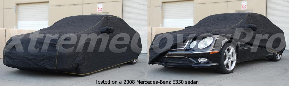 2014 2015 2016 2017 Mercedes-Benz E350 E550 Convertible Waterproof Car Cover